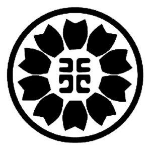 行政書士徽章マーク(コスモスバッジ)